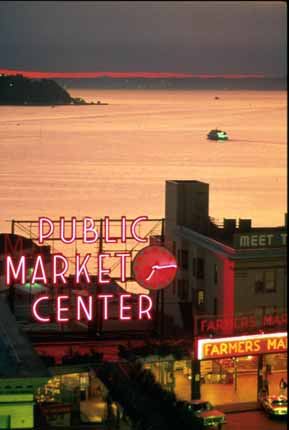 Pike Place Market photo
